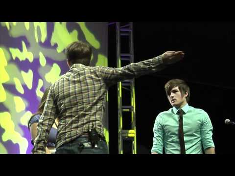 Smosh Performs at VidCon 2012