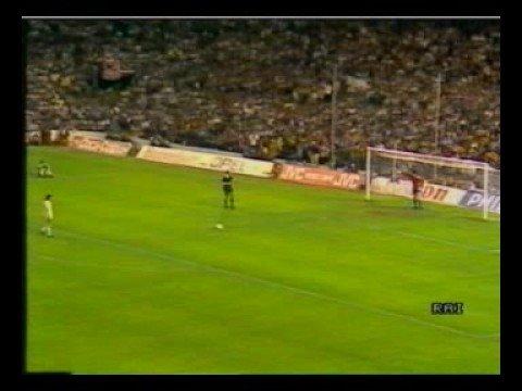 Steaua Bucarest - Barcellona 1986