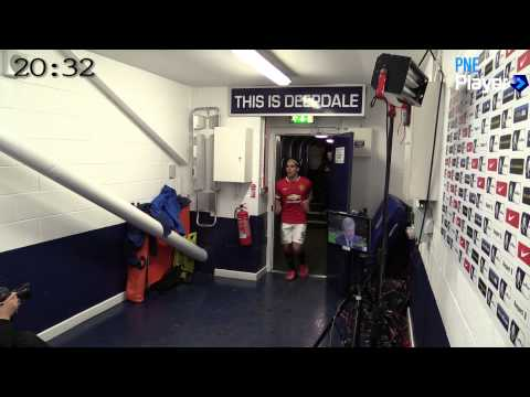 Behind The Scenes: Preston North End v Manchester United, FA Cup Fifth Round