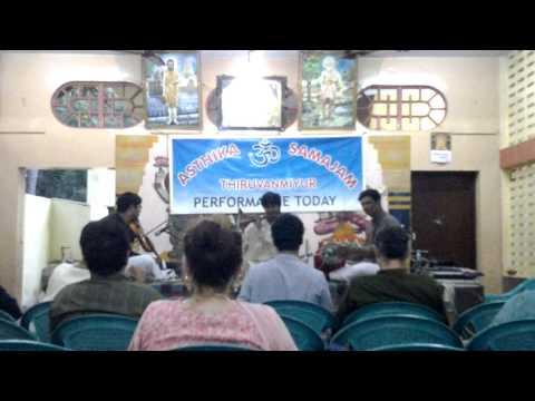 Paramathmudu-Ragam Vaghadeeswari By J.A.Jayanth  Flute