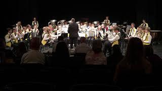 """NYBBC 2018   Wardle Junior Band   """"Dimensions"""""""