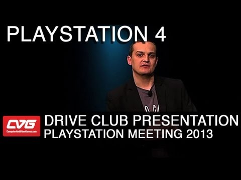 PS4: Las carreras evolucionan con Driveclub (VIDEO)