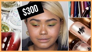 I SPENT $330 ON GLOSSIER PLAY AND... MISTAKES WERE MADE | KennieJD