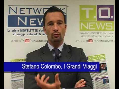 L'ospite in video: Stefano Colombo, Marketing e Comunicazione  I Grandi Viaggi