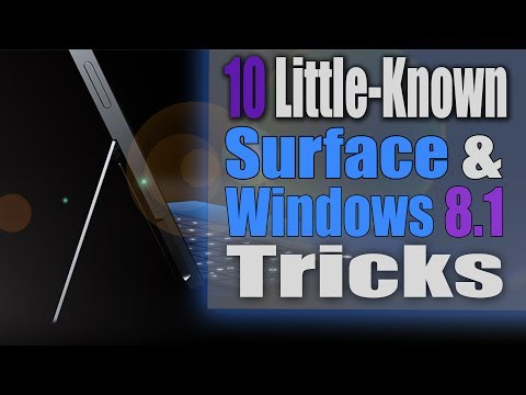 10 Little-Known Tips and Tricks for Windows 8.1 - Part 1