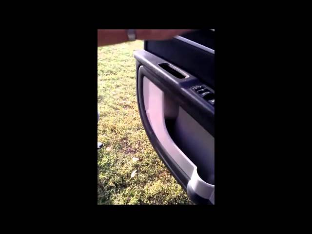 Dodge Journey Replace Window Actuator - YouTube