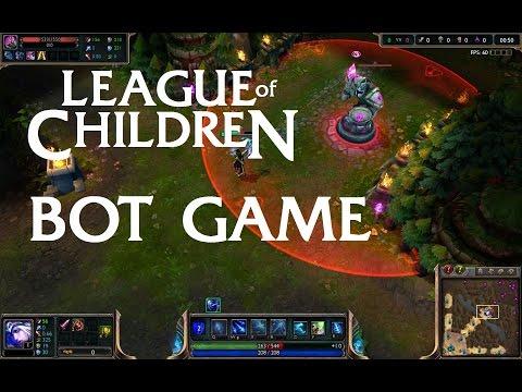 League Of Children: BOT GAME