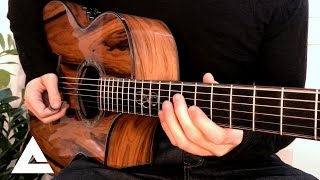 Canon In D Pachelbel Acoustic Guitar