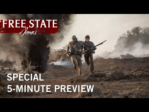 Free State of Jones | Special 5-Minute Preview | STX Entertainment