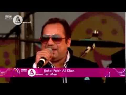 Rahat Fateh Ali Khan Live At London Mela 2013 For Bbc Asian Network video