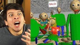 NUEVO FINAL!! oTODOS SON BALDI? MODO yPICO - Baldis Basics In Education