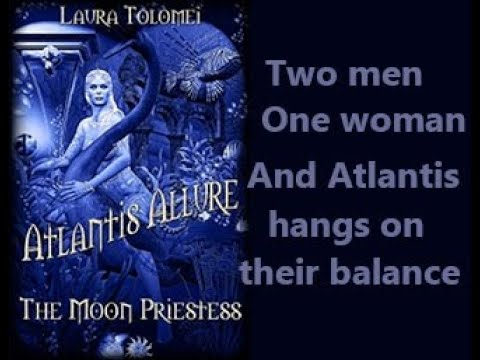 The Moon Priestess, novella by Laura Tolomei - Book Trailer#LallaGatta #LauraTolomei
