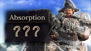 What is the MAXIMUM ABSORPTION possible? - DS3