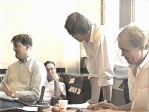 (1989-09-00) Behind The Screen (Blackadder Goes Forth)