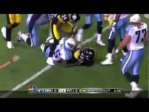 Troy Polamalu's Greatest Highlights