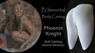 Body Casting Phoenix Knight Butt and legs (Full Uncut Version)