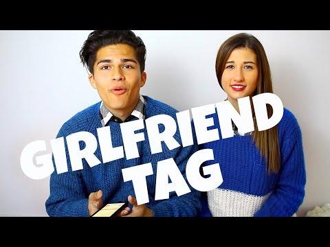 GIRLFRIEND TAG | Alex Aiono & Meg Deangelis