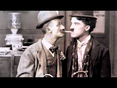 Charlie Chaplin the Entertainer Scott Joplin video