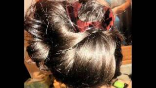 PT 2:: 7 Heat FREE Styles:: Relaxed Hair