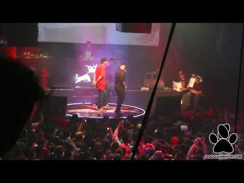 Kódigo vs Papo - Cuartos Batalla de los Gallos Red Bull 2014
