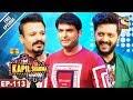 The Kapil Sharma Show - दी कपिल शर्मा शो - Ep -113-Vivek and Riteish In Kapil's Show-11th Jun, 2017
