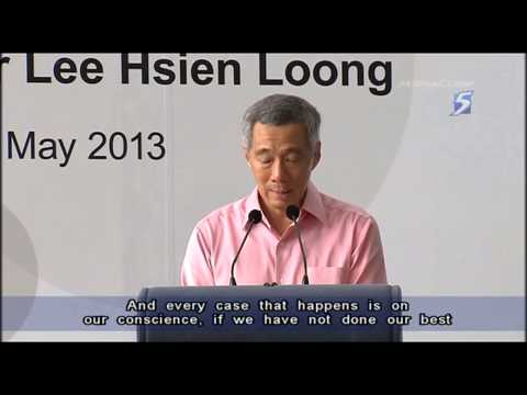 PM Lee: Redouble efforts to make workplaces accident-free - 20May2013