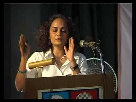 Arundhati Roy: Capitalism - A Ghost Story (4th Anuradha Ghandy Memorial Trust Lecture) video
