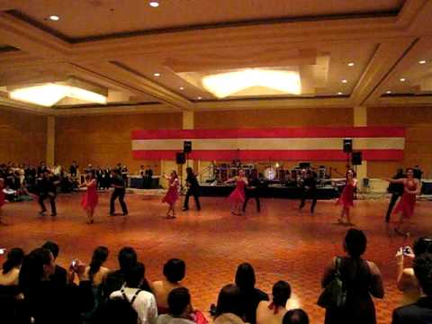 Los Salseros de Stanford - Viennese Ball Performance '09 Video