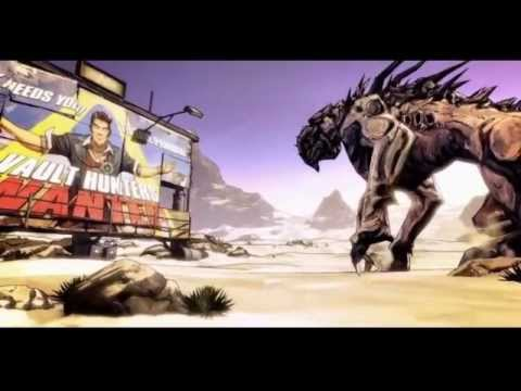 Borderlands 2 intro  Aint no rest for the wicked Final Version