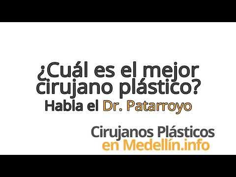 El mejor cirujano plástico en Medellín - Cirujanos Plásticos en Medellín