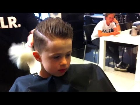 Types of haircuts for boys