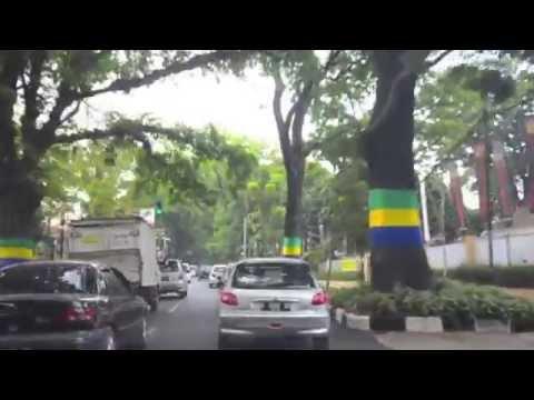 Bandung City Drive - drive around the city