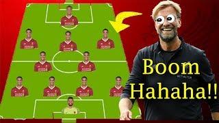 Liverpool Possible Line up 2018/19 with Fabinho , Fekir , Naby Keita , Alisson | Transfer News