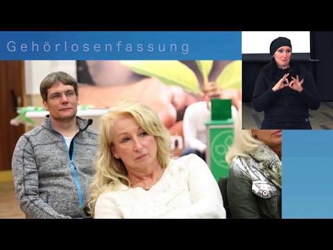Gehörlosenfassung Gesundheit im Gespräch - Thema Migräne