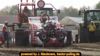 Füchtorf Modified 4,5t Tractor Pulling 2010