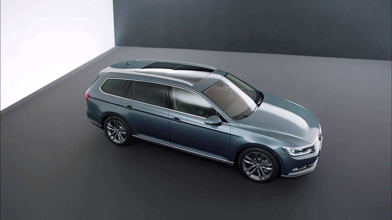 2015 volkswagen passat variant wagon youtube. Black Bedroom Furniture Sets. Home Design Ideas