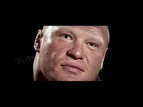 A special look at WWE World Heavyweight Champion Brock Lesnar: Raw, Sept. 8, 2014