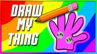 If I Had A Quarter For Every.... | Draw My Thing Funny Game