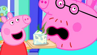 Peppa Pig English Episodes |  Peppa Pig's Market's Bargain! | Parents' Day | Peppa Pig Official