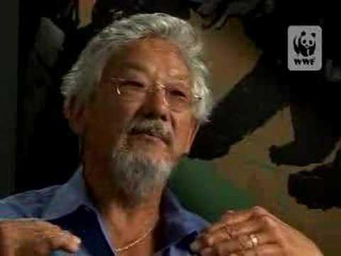 Interview with David Suzuki