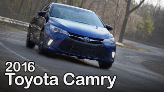 2016 Toyota Camry Review: Curbed with Craig Cole