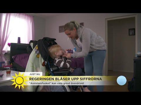4-årige Loke riskerar att dö varje dag – får inte rätt till statlig assistans - Nyhetsmorgon (TV4)