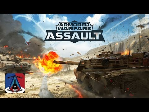 Armored Warfare: Assault  First look and gameplay