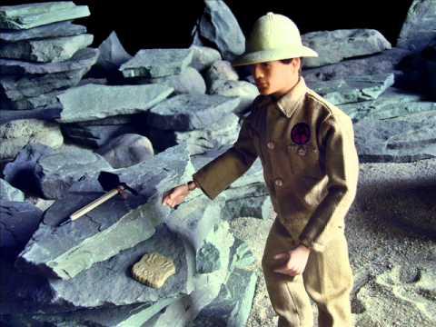 GI Joe Adventure Team - Nazca Tablet
