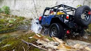 TRACTION HOBBY Founder Jeep Valley Rock Climbing