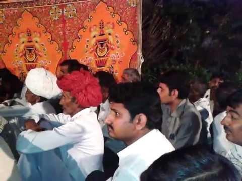 New Marwadi Desi Bhajan Chenaram Kumawat Uppal Hyd video
