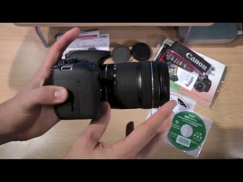Canon EOS Rebel T4i (650D) STM 18-135mm Unboxing. Review. First Look. and Picture & Video Test