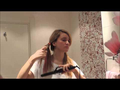 Kolay Dalgalı Saç Yapımı