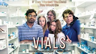 Vials | Official Red Band Trailer [HD] | Amazon Prime Video