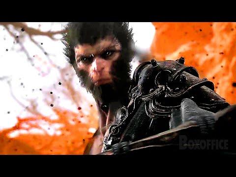 BLACK MYTH: WUKONG Trailer (2021) PS4, Xbox One